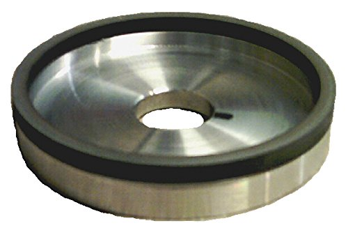 Diamond and CBN resin bonded grinding wheels. Ex-demo. (115mm x 3mm x 19mm D4A2) (11541) Test