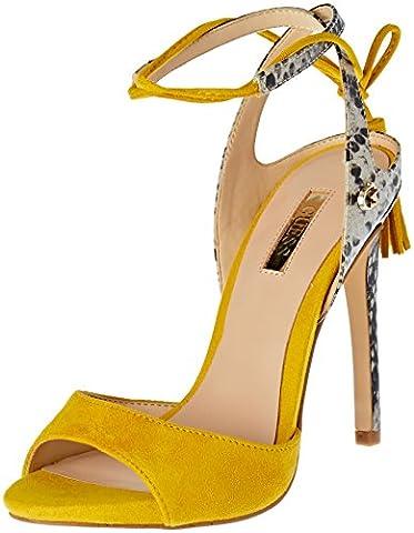 Chaussures Femme Guess - Guess Amee, escarpins femme - jaune -
