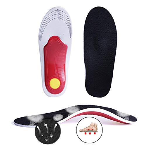 Solette ortopediche, plantari ortopedici, solette ammortizzanti EVA Heel Lift Insert scarpe Pad L