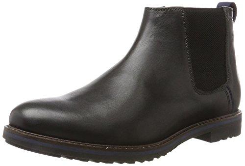 Sioux Herren Endrich Chelsea Boots, Schwarz (Schwarz), 40.5 EU ( 7 UK)