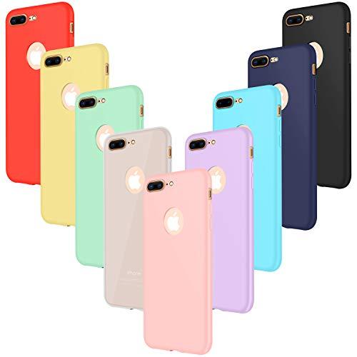 Leathlux 9X Funda iPhone 7 Plus