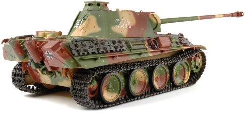 RC Kettenfahrzeug kaufen Kettenfahrzeug Bild 1: Tamiya 300056022 - RC Panther G, ferngesteuerter Panzer, 1:16, Elektromotor, Bausatz*