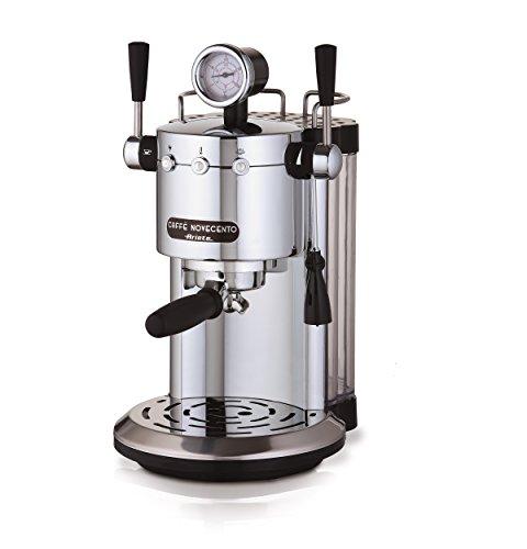 Ariete 1387Cafe Novecento Maschine für Kaffee Espresso in Pulver und Pad ESE, Pumpe 15bar,...