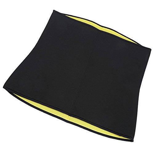 MagiDeal Sport Yoga Shapewear Vita Del Corpo Allenatore Pancia Cintura Sliming Formazione Cincher Corsetto per Donne l-xl