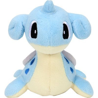 """Lapras ~6"""" Plush - Pokemon Center Poke Doll Plush"""