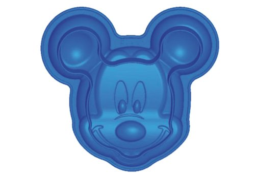 Mickey Mouse - Mickey Face Silicone Mold