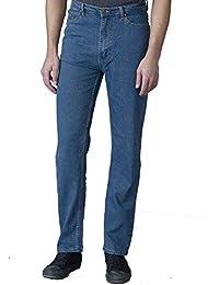 Rockford - Herren Jeans Jeans Komfort Passform Super Kingsize W62 - W70  Schwarz b1fc2a6915