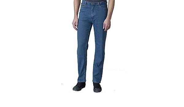 ac149625a0ce Rockford Jeans Herren Straight Leg Jeanshose Blau Blau Gr. 42 W 34 L, Blau   Amazon.de  Bekleidung