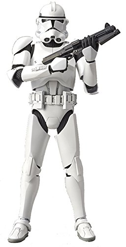 (Bondai AF27 Star Wars Clone Trooper 1/12 scale plastic model by Bandai)