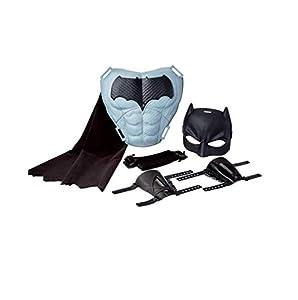 Batman- Kit de superhéroe Liga de la Justicia Mattel (21-24FGM)