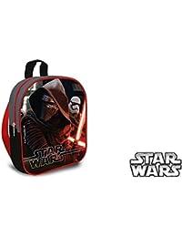 Preisvergleich für Star Wars - kleiner Rucksack 24 cm - ideal für Kinder im Kindergarten - tolle Geschenkidee