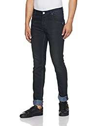 Indigo Nation Street Men's Super Slim Jeans