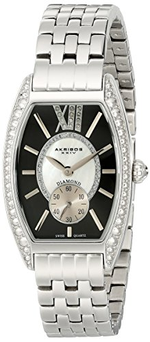 Akribos XXIV AKR470BK – Watch For Women