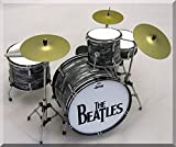 RINGO STARR BEATLES Miniatur Schlagzeug Set nur zur Dekoration
