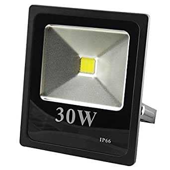 KLM-Projektor, Weiß/Kalt Marsing 2100-2500 29 W COB LED, 6.500 K, AC 85-265 V