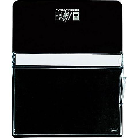 About macro 500ND 205 pezzi, carta per copia documenti, formato A4, con tasca tipo di voce di grandi dimensioni con obiettivo di carico retention Kokuyo chiusura magnetica con superficie in metallo può essere montata magnet japan import (type)