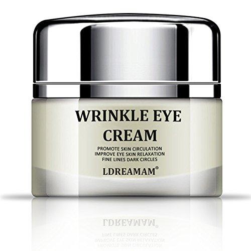 Augencreme,Augen Faltencreme,Eye Cream,Anti Aging Augencreme,Eye Care - Antialterung Eye Gel Behandlung für Dunkle Kreise, Falten,...