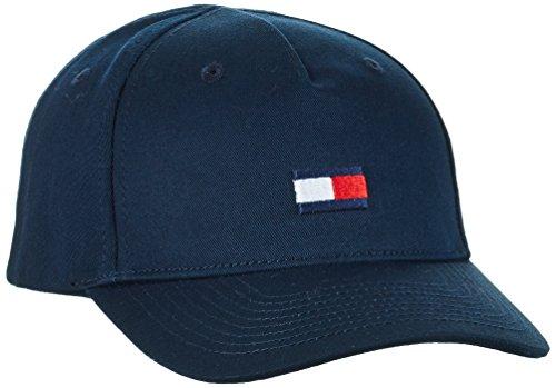 Tommy Hilfiger Big Flag Cap, Cappellopello Bambino, Blau (NAVY BLAZER 431), L (Taglia produttore:L)