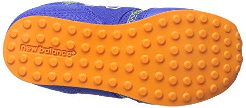 New Balance KS620 Classics Infant Running Shoe (Toddler) Blue/Yellow