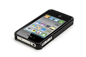 Griffin Elan Form Leather Case for iPhone 4 & 4S Black