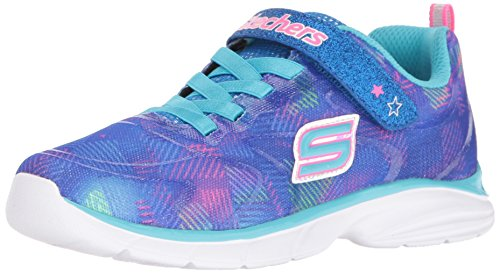 Mädchen Skechers Größe Schuhe 1 (Laufschuhe M�dchen, color Blau , marca SKECHERS, modelo Laufschuhe M�dchen SKECHERS 81337L Blau)