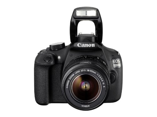 Get Canon EOS 1200D Digital SLR Camera with EF-S 18-55mm f/3.5-5.6 IS II Lens Special