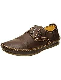 Buckaroo GARRISON - Brown Men's Leather Casual - 43 EU / 9 US Men