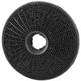 74X0843 Filtre à charbon brandt (ak201ae1). (x2) ø190 pour broan, teka