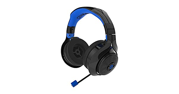 Gioteck FL 400 Wireless RF Stereo Headset with Removable