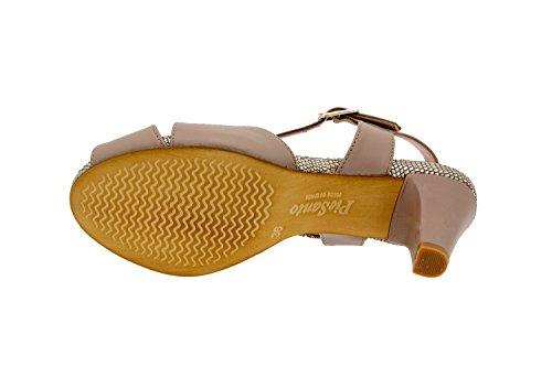 Scarpe donna comfort pelle Piesanto 8256 sandali décolleté comfort larghezza speciale Arena