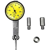 sdfghzsedfgsdfg Profesional Dial Tool Kit Medidor Indicador de prueba 0-0.8mm de alta precisión