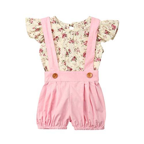 Baby Mädchen Bowknot Spitze Prinzessin Rock Sommer Sequins Kleider für Baby Kleinkinder Kinder 0-5 Jahre alt Lila/80cm (Kleider 80 Ideen)