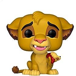 Funko POP! Disney: El rey león: Simba