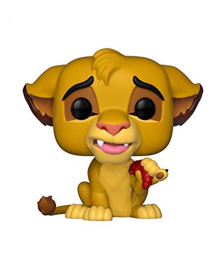 Funko 36395 Pop! Vinilo: Lion King: Simba, Multi