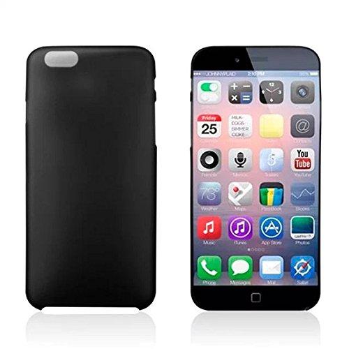 Case Couverture souple ultra-mince PP de protection pour iPhone 6 jaune