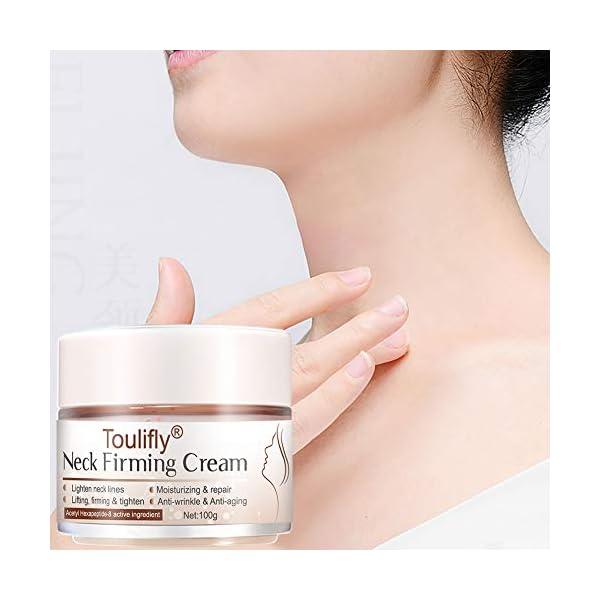 Crema para el Cuello, Cuello Arrugas Crema Cuello Crema Reafirmante Esencia Reafirmante Reparación Arrugas Antienvejecimiento Crema antiarrugas Crema, para el cuidado de la piel