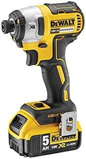 Dewalt Brushless Impact Driver, Yellow/Black, Dcf882P2-Gb