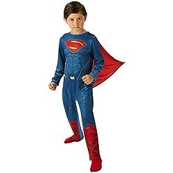 Batman V Superman - Dawn Of Justice, disfraz para niños, talla M (Rubie's Spain 620426)