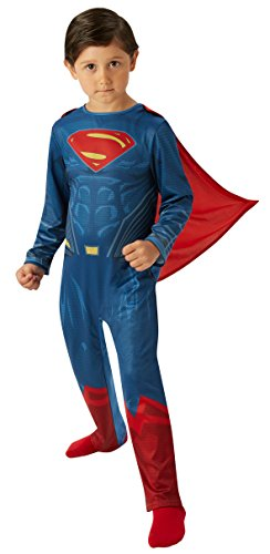 Rubies 3620426 - Superman Child Kostüm, blau/rot