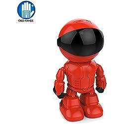 OBO HANDS 960P 1.3MP HD Drahtloser WI-FI IP Kamera Roboter P2P Nachtsicht Zweiweg Audio Netzwerk Baby Überwacher