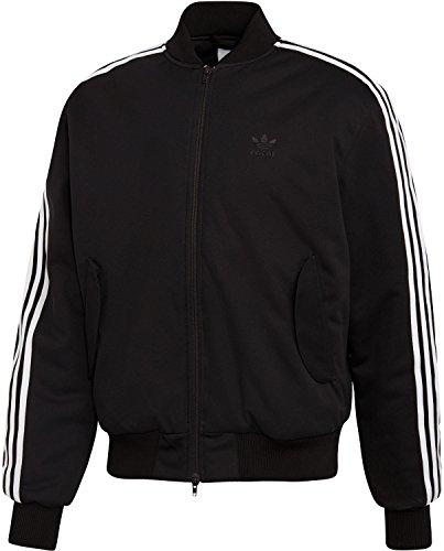 adidas MA1 Padded Bomberjacke black