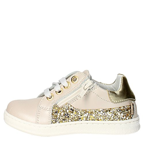 Melania ME2020D6E.B Sneakers Bambina Pelle PANNA PANNA 28