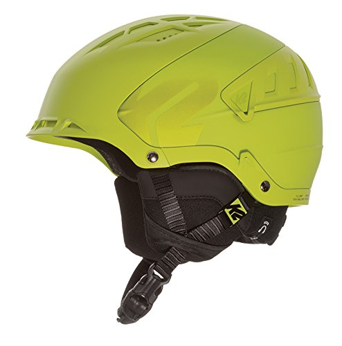 K2 Skis Helm DIVERSION Electric Lime, L/XL -