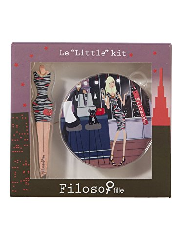 Filosofille Set Accessoires Beauté 2 Pièces Épilation Little Kit Filo à New York