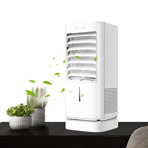 Mobile Klimaanlage Multifunktions Air Cooler 220V, tragbar Desktop Moving Air Conditioner Lüfter mit Timer leise für Home Office Schlafzimmer