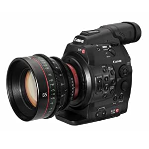 Canon Cinema EOS C300 PL super 35mm Full HD cinematography camcorder with PL lens mount