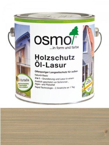 OSMO Holzschutz Öl-Lasur 750ml Basaltgrau 903