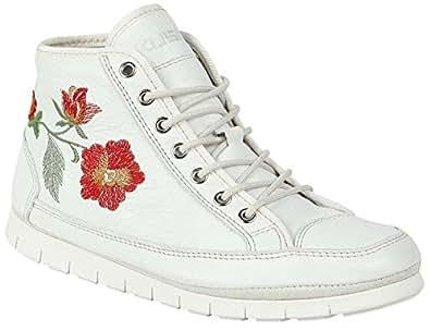 Curious Rose Sneaker Scarpe Sportive Bianco EU40