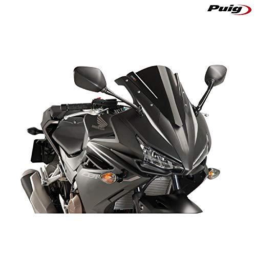 Puig 8903 N Racing écran pour Honda Cbr500r 16 '-17', Noir