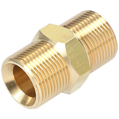 Raccord de tuyau double M22x1,5 AG pour nettoyeur haute pression